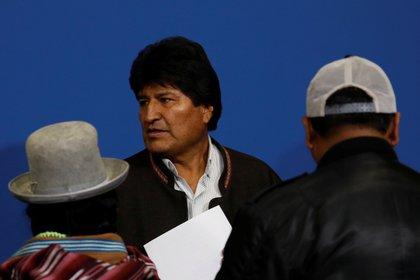 """""""El presidente debe escuchar el clamor del pueblo"""", reclamó el líder sindical (Reuters)"""