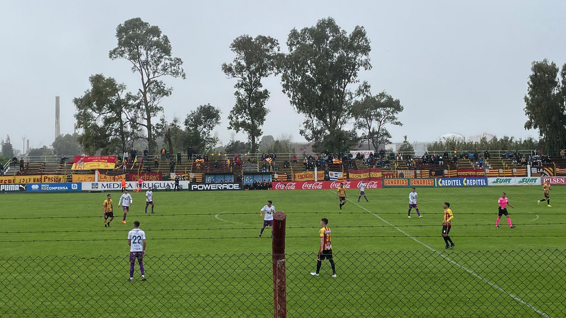 Progreso vs. Villa Española