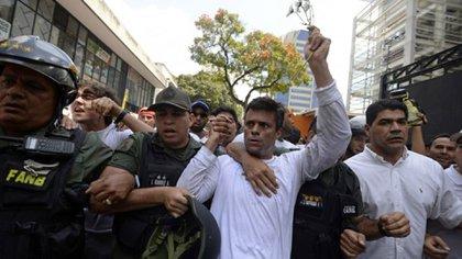 Leopoldo López (AFP)