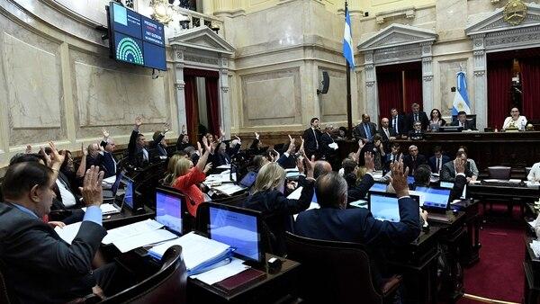 El Senado ya le dio medio sanción a la reforma previsional, el Consenso y la Responsabilidad Fiscal (NA)