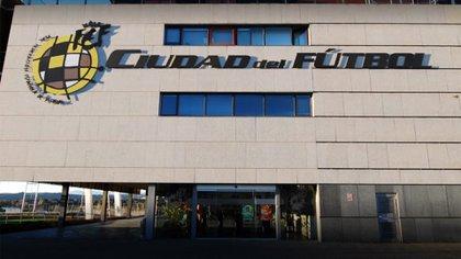 El complejo Las Rozas, de la RFEF, está ubicado en las afueras de Madrid (Real Federacion Española)