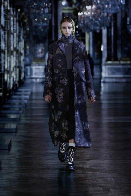 Christian Dior retrató mujeres fuertes e incorporó danza a su espectáculo