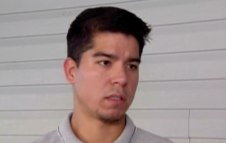 Mario Caicedo, hermano de Carla