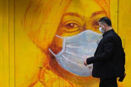 La epidemia en China representó un golpe sorpresa para los cárteles mexicanos (Foto: REUTERS/Tyrone Siu)