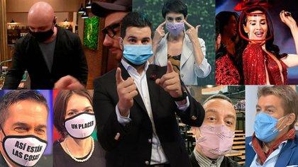 La iniciativa de Nicolás Magaldi para que se usen barbijos en televisión, tras la muerte de Mauro Viale y la suba de casos de Covid