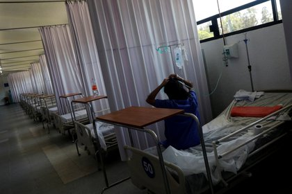 Ésta no es la primera ocasión en que ocurre algo así en los hospitales del IMSS. (Foto: Carlos Jasso/Reuters)