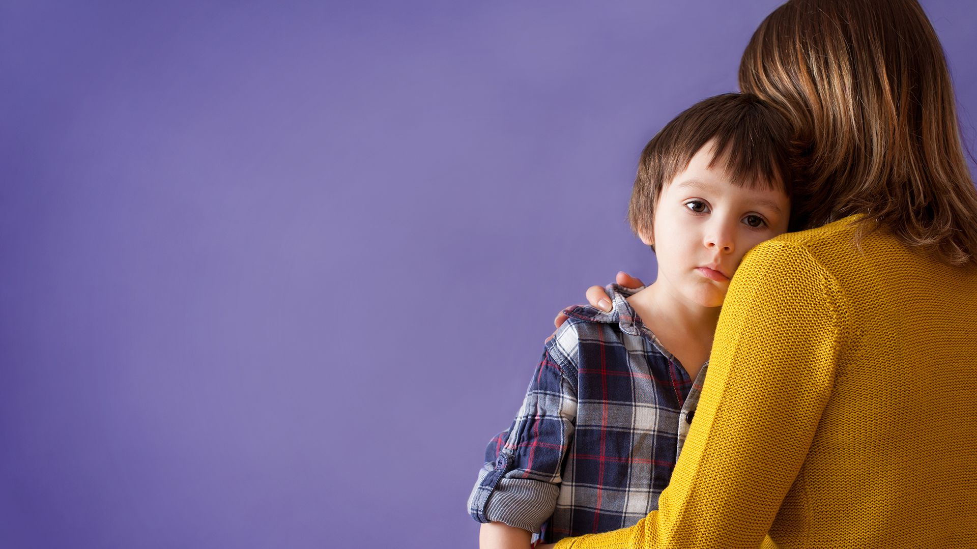 Según una flamante investigación, los hijos de madres deprimidas durante el embarazo tienen más probabilidades de sufrir depresión en el futuro (Getty)