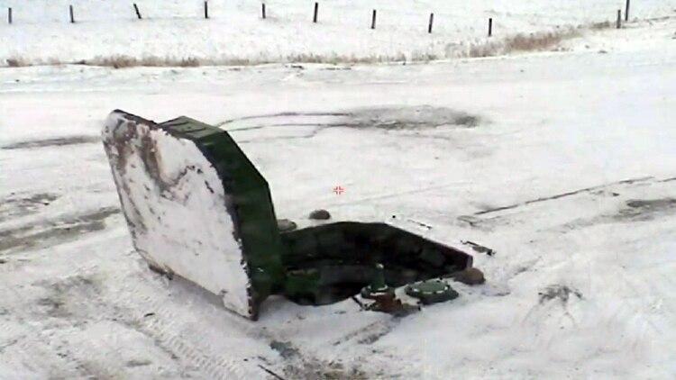 El silo de misiles en Rusia desde donde se lanzó el misil Avangard