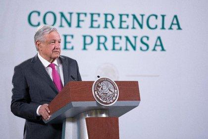 El gobierno de AMLO ha invertido en proyectos que tienen que ver con el petróleo, como la refinería de Dos Bocas. Foto: Presidencia de México