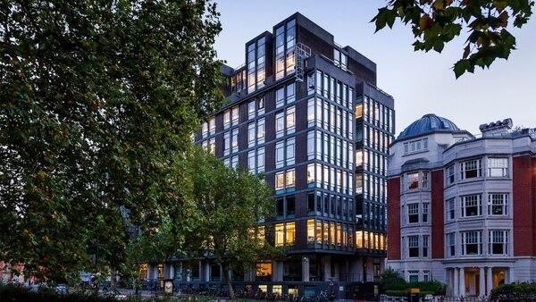 En el barrio de Kensington se encuentra esta exclusiva universidad de diseño y arte