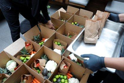 Pujol prioriza el consumo de productos locales y de temporada (Foto: Reuters / Carlos Jasso)