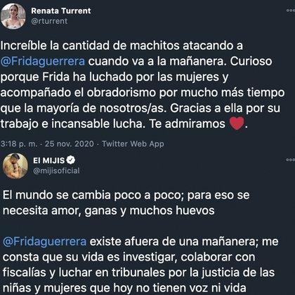 Twitter mañanera (Foto: Twitter)