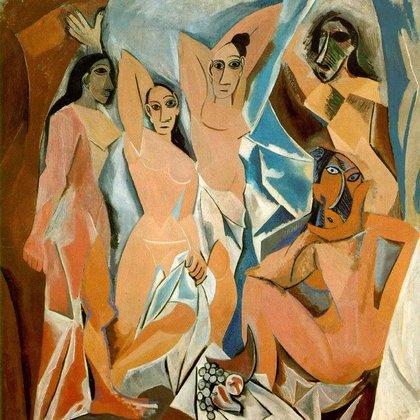 Las señoritas de Avignon (1907)