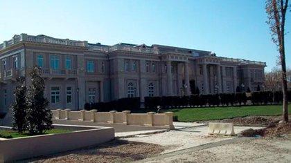 """El palacio """"secreto"""" de Putin"""