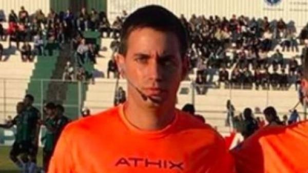 Martin Bustos El Arbitro Acusado E Imputado Por Abusoual Y Promocion De La Prostitucion