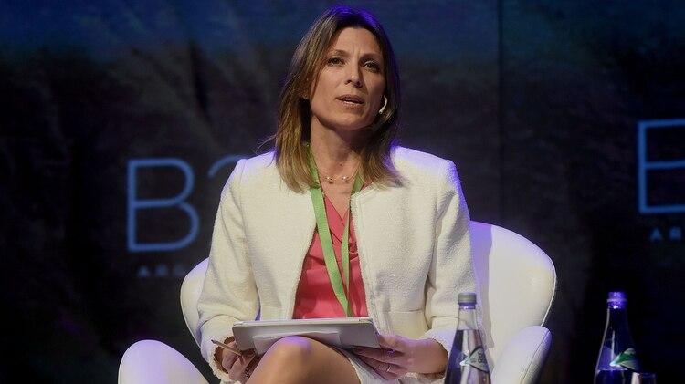 La ex CEO de Aerolíneas Argentinas, Isela Costantini (Nicolás Stulberg)