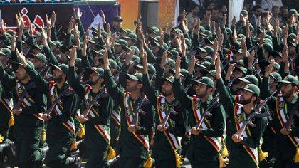 EEUU incluyó a la Guardia Revolucionaria iraní en su lista de grupos terroristas