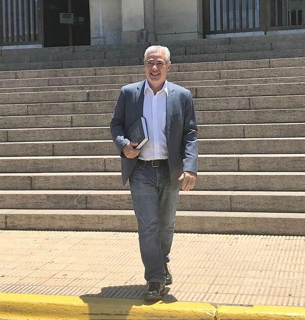 Sergio Torres, juez federal