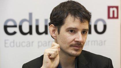 Cristóbal Cobo, referente global en educación