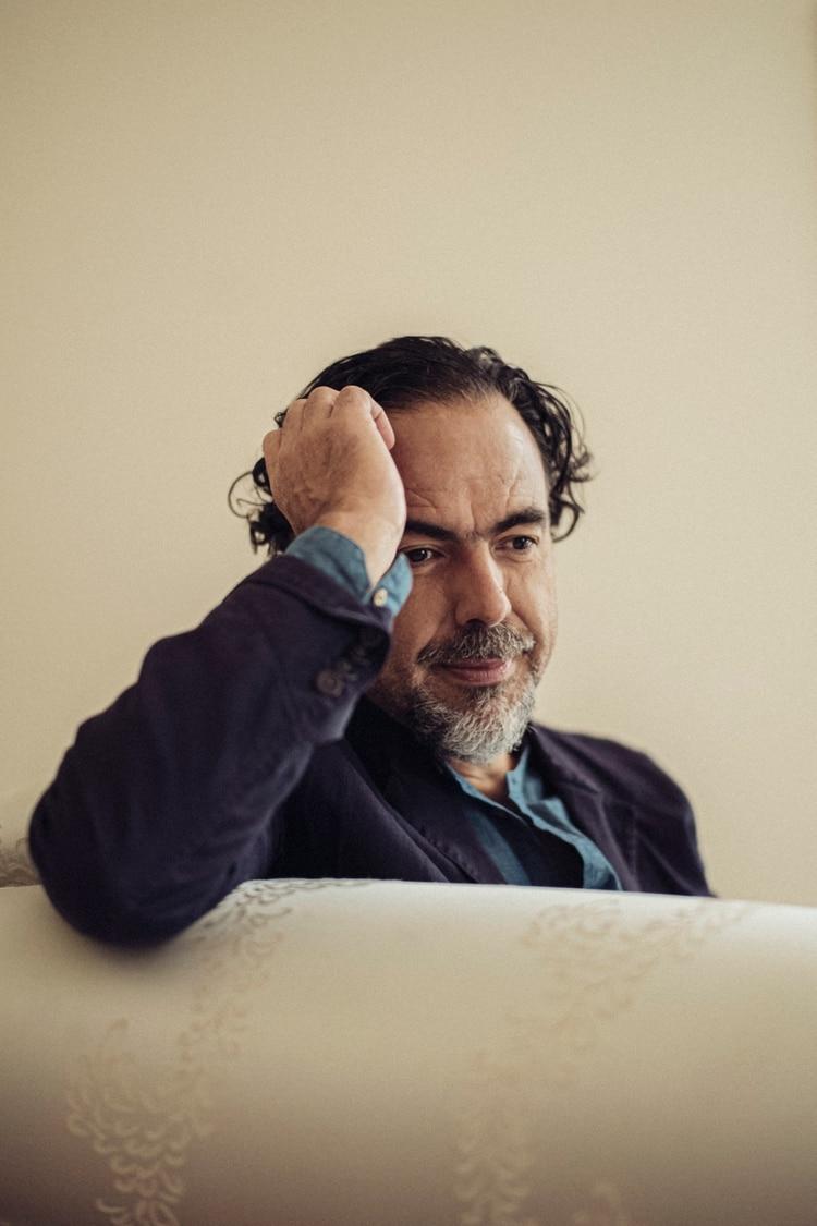 Alejandro González Iñárritu (Julien Mignot/The New York Times)
