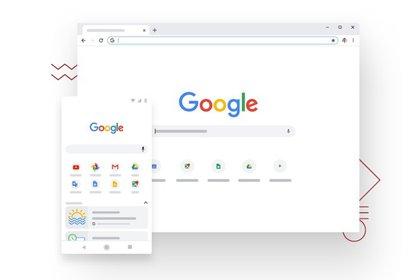 El popular navegador Chrome de Google