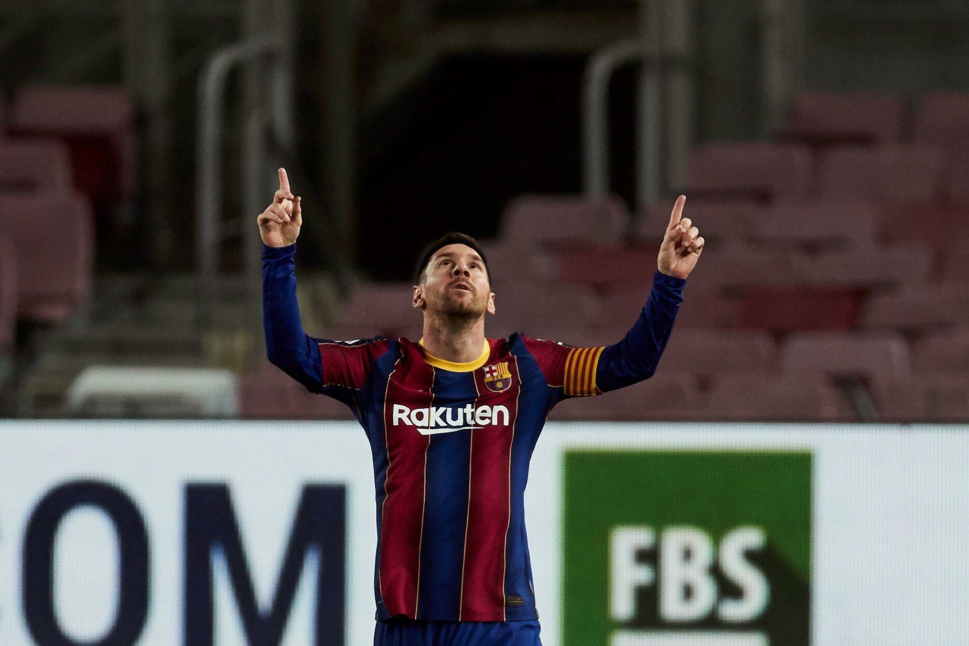 Leo Messi se convirtió en el mayor contribuyente de España (EFE/Alejandro García).