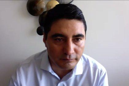 Erik Morales es diputado de Morena (Foto: Cámara de Diputados/ Cortesía)