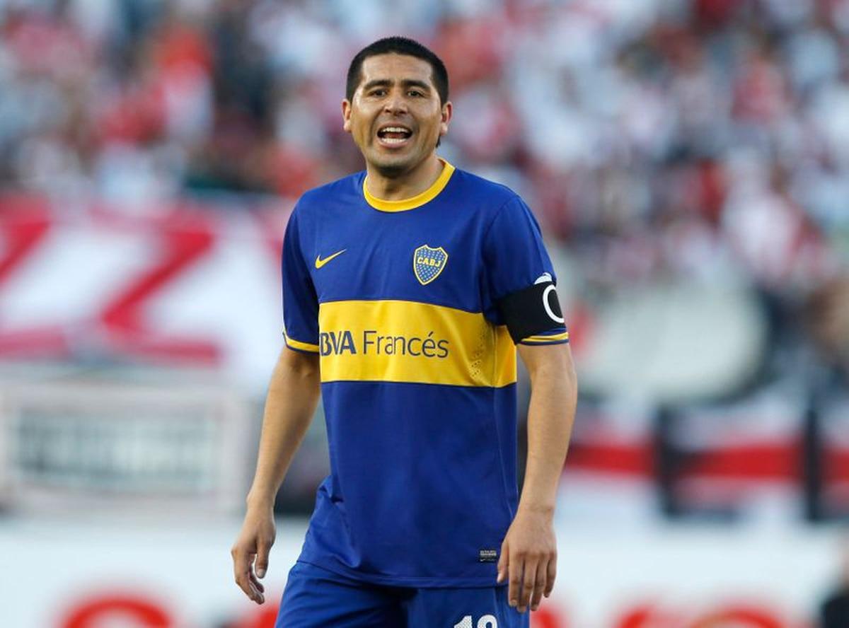 Exfutbolista argentino Riquelme regresa a Boca Juniors como vicepresidente - Infobae