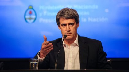 Alfonso Prat-Gay (Télam)