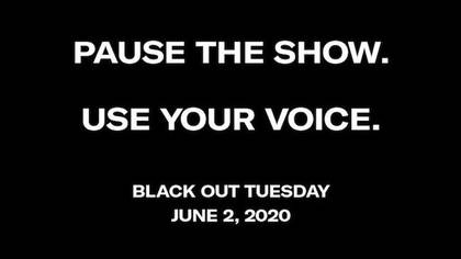 """""""Pause the show. Use your voice"""", the call to the campaign this Tuesday"""