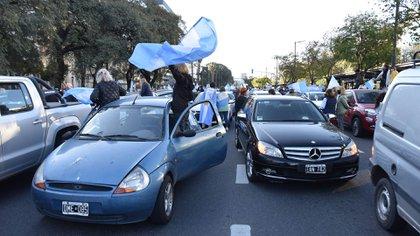 Grabois pidió multar a los que se manifestaron en contra del Gobierno (Franco Fafasuli)