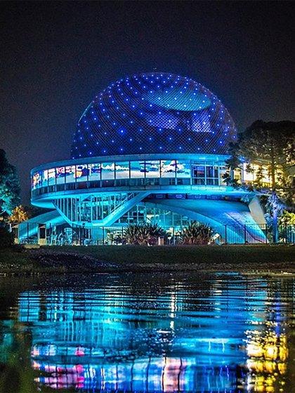 El sábado 15 de junio el Planetario celebra sus 52 años