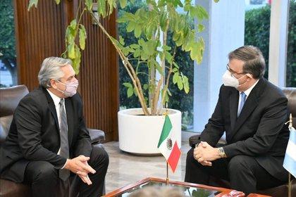 (Foto: Secretaría de Relaciones Exteriores de México)