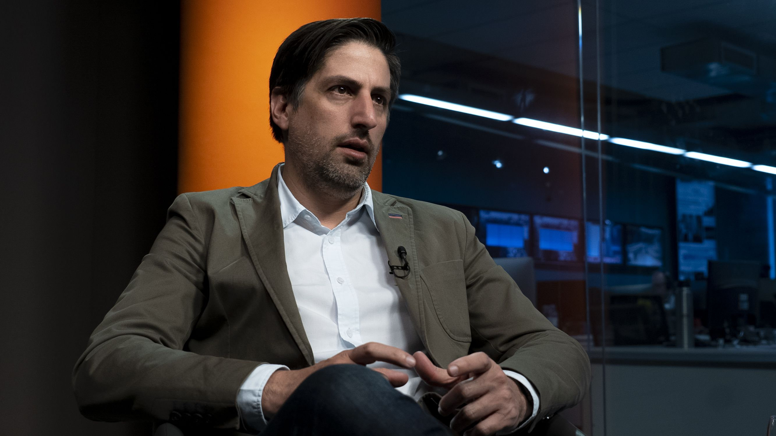 Nicolás Trotta se encamina a ser el próximo ministro de Educación (Crédito: Santiago Saferstein)