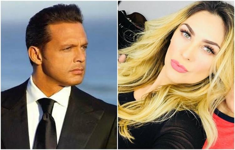 Arámbula demandó hace algunos años a Luis Miguel por la pensión de sus hijos (Instagram)