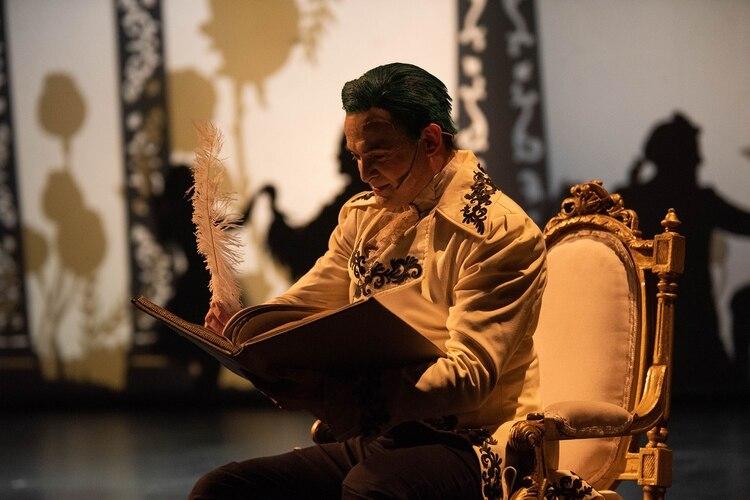 Santiago Otero Ramos interpreta a Peter