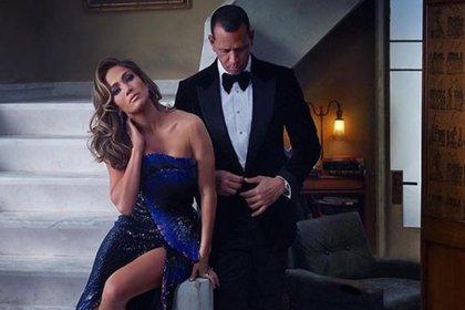 Desde que anunciaron su compromiso, la pareja ha enfrentado críticas y comentarios por los supuestos affaires del ex deportista de élite (Foto: Instagram @JenniferLopez)