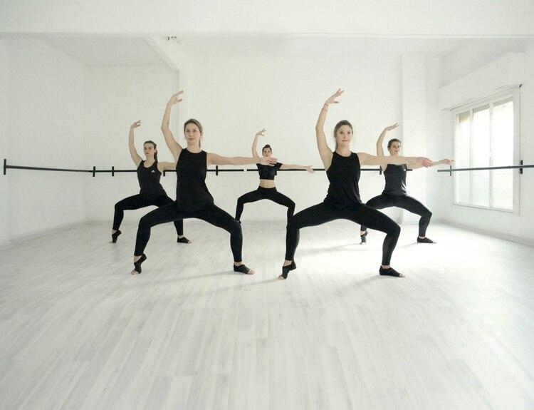 FitBarre: la suma de fitness + pilates + ballet - Infobae