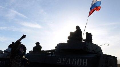 La OTAN le exigió a Rusia que cese la acumulación de tropas en la frontera con Ucrania