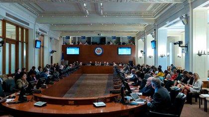 La delegación venezolana necesita al menos diez votos en la OEA para la activación del TIAR