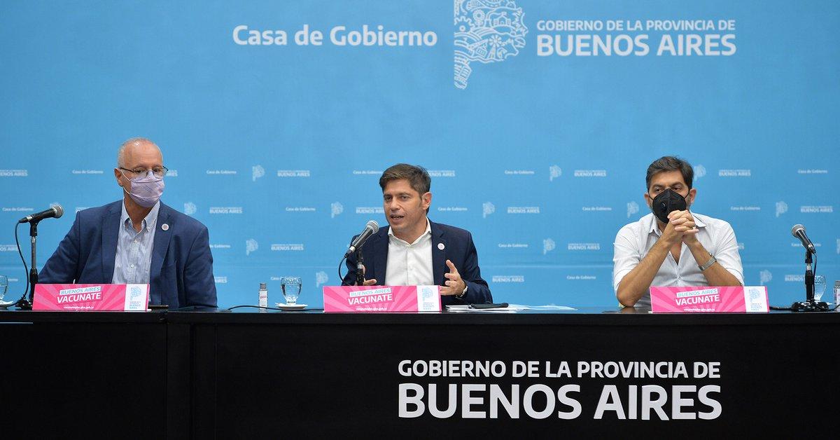Los senadores bonaerenses de Juntos por el Cambio presentaron un proyecto de ley para habilitar al gobierno de Axel Kicillof a comprar la vacuna Pfizer
