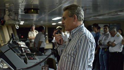 """La creación de FONDEF forma parte de un Proyecto de Ley, del entonces diputado, hoy ministro de Defensa, Agusín Rossi. Estará destinado a dotar de más recursos a las Fuerzas Armadas para """"recuperar, modernizar y adquirir"""" material para las fuerzas.(Gustavo Gavotti)"""