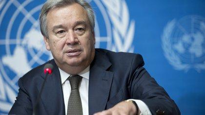 António Guterres expresó su tristeza por la muerte de miembros del personal de la ONU en el accidente ocurrido en Etiopía