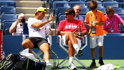 La dupla ganadora en el US Open (2013)