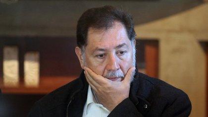 El petista aseguró que las principales figuras que han desarrollado una batalla política en su contra han sido Lorenzo Córdova, Ciro Murayama y José Luis Vargas Valdéz (Foto: Cuartoscuro)
