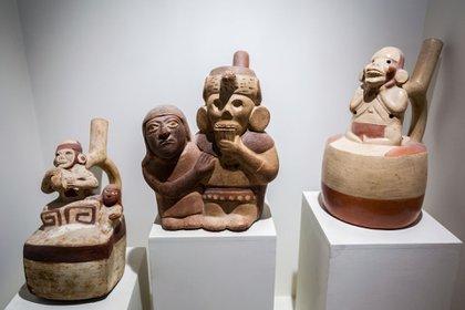 El Museo Larco fundado en 1926 exhibe galerías que muestran los 3000 años de desarrollo de la historia del Perú precolombino (Shutterstock)