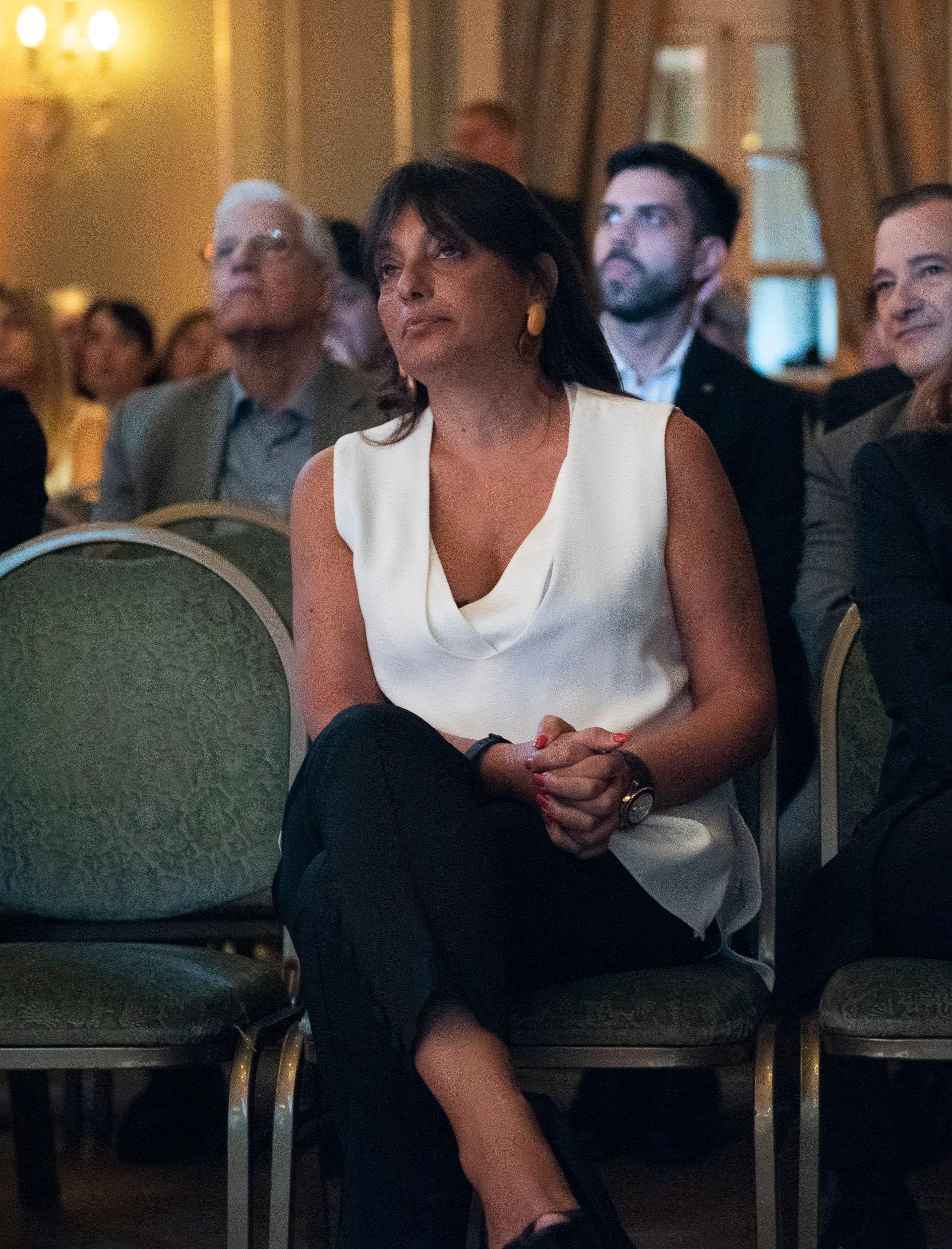 La Empresaria Viviana Zocco