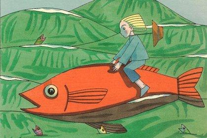 """Imagen del """"El viaje del pez"""""""