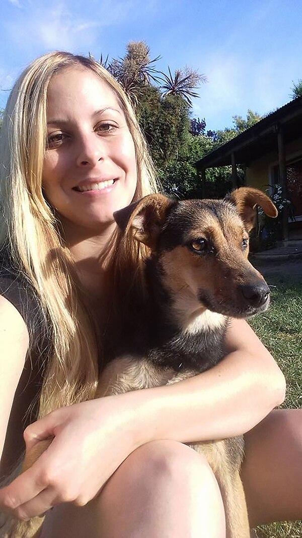 Ailín Torres dedicaba una gran parte de su vida al cuidado y a la búsqueda de un techo para los animales domésticos