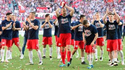 El club logró el ascenso a la máxima categoría en la última temporada (AP)